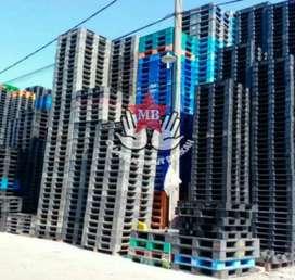 Palet plastik bekas berkualitas  dan pallet plastik baru promo diskon