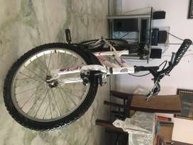 Cross company cycles in good condition