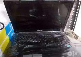 7000 Onlyy 500/2gb/4TH gen dualcore laptop with bill and warranty