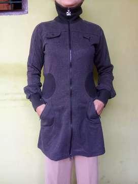 Jaket puma wanita