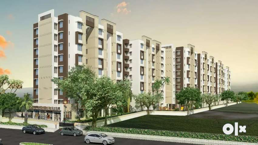 1BHK flat in aravali Homes ready to move - 90%loan 267lac Subsidy 0