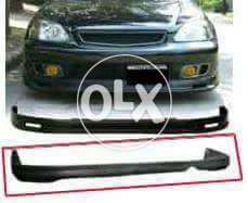 Sports body kit fiber plastic mix double coating Thailand available