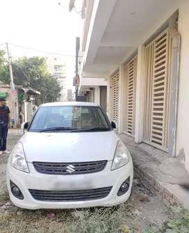 Maruti swift dezire VDI in good condition with average