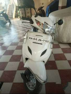 New bike arjent sall all paper  good condition