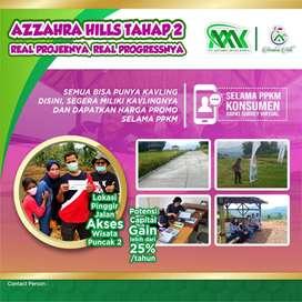 Kavling Az Zahra Hills 2