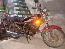 Yamaha rx king cobra tahun 1993 super