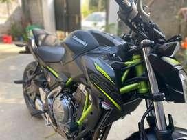 Kawasaki z650 super bike