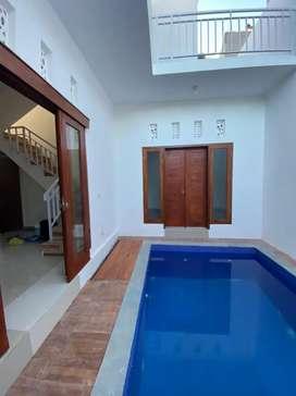 Semi Villa Ada Pool MURAH di Batubulan