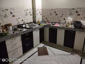 2 bhk flat. One room available, independent flat