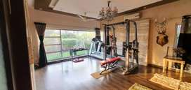 Smith machine Treadmill