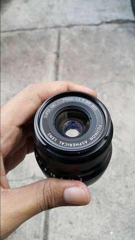 [2nd] Lensa second Fujinon 23mm f2