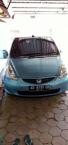 Honda jazz idsi matic