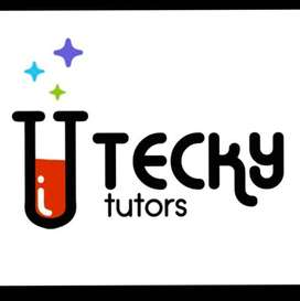 Home Tutior Required At Tecky Tutors