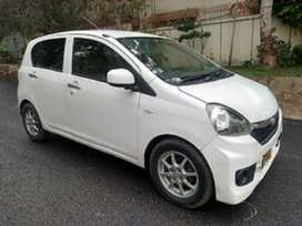 daihatsu Mira get on easy monthly installment