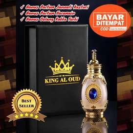 Parfum Arab KING AL OUD Original 15 ml Minyak Wangi Arab Non Alkohol