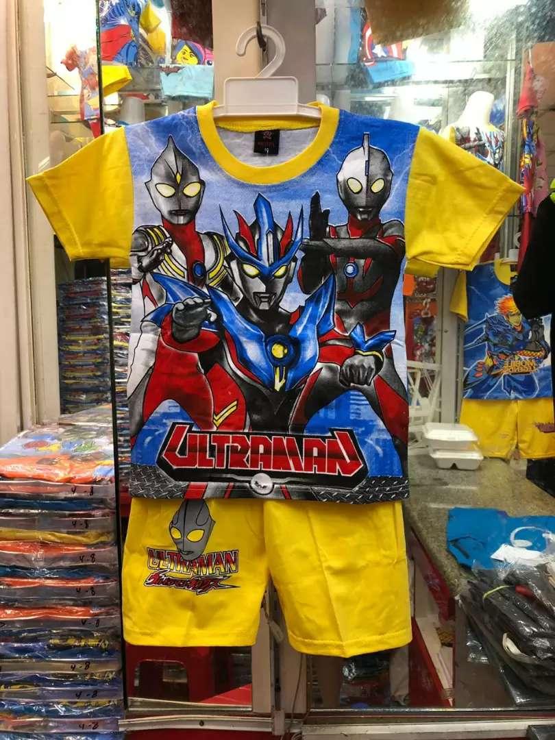 Ultramen 3 ,4 wrn Grosir 0