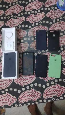 Iphone 7 plus 128 gb matt black