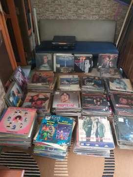 Jual film dan musik Laser disc