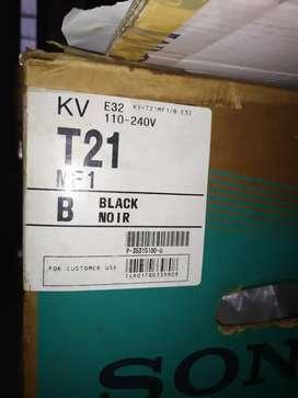 """TV SONY TRINITRON 21"""""""