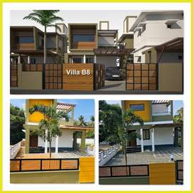 Few Villas Left   1250 Sqft   Near to Angamaly town