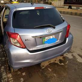 Toyota Vitz Jewella 1.0 Model 2012 Registered 2016.