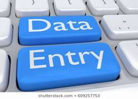 Data entry and web design