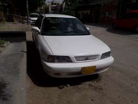 Suzuki Baleno White 1999 Manual