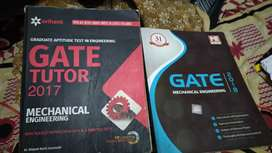GATE TUTOR and GATE 31 YEAR SOVED PAPER (MECHANICAL ENGINEERING)