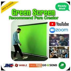 Green screen background youtuber daaring zoom