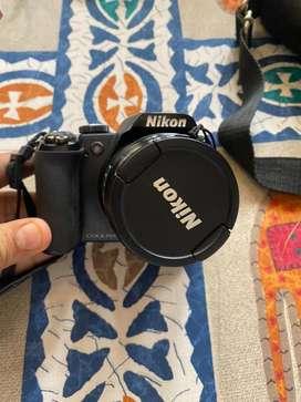 Nikon p90 cool pix camera