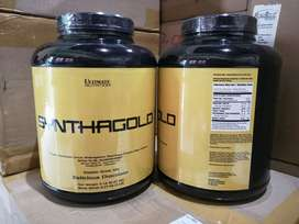 Ultimate Nutrition Syntha Gold 5lb Whey Blend Isolate 5lb BPOM