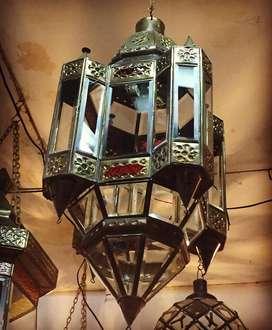 Lampu hias rumah cafe dan restoran