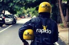 """hiring riders"" in rapido"