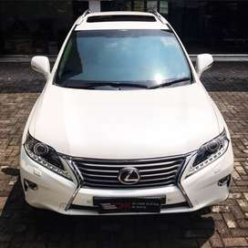 LEXUS RX270 ULTIMATE 2013