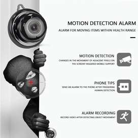 Wifi Wireless Smart Baby camera indoor Monitoring, 720p resolution