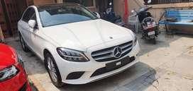 Mercedes-Benz C-Class 220 CDI Elegance Automatic, 2019, Diesel