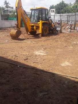 Jcb for rent  per hr 700 in tamilnadu