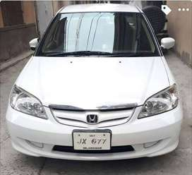 Honda Civic 2006. Right Time For Get Car.All Cars on Installment Avail