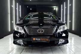 Toyota Camry Nano Coating 9H Laminasi Mobil Salon Mobil