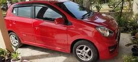 Dijual mobil Daihatsu Ayla M Sporty + berbagai modifikasi aksesoris
