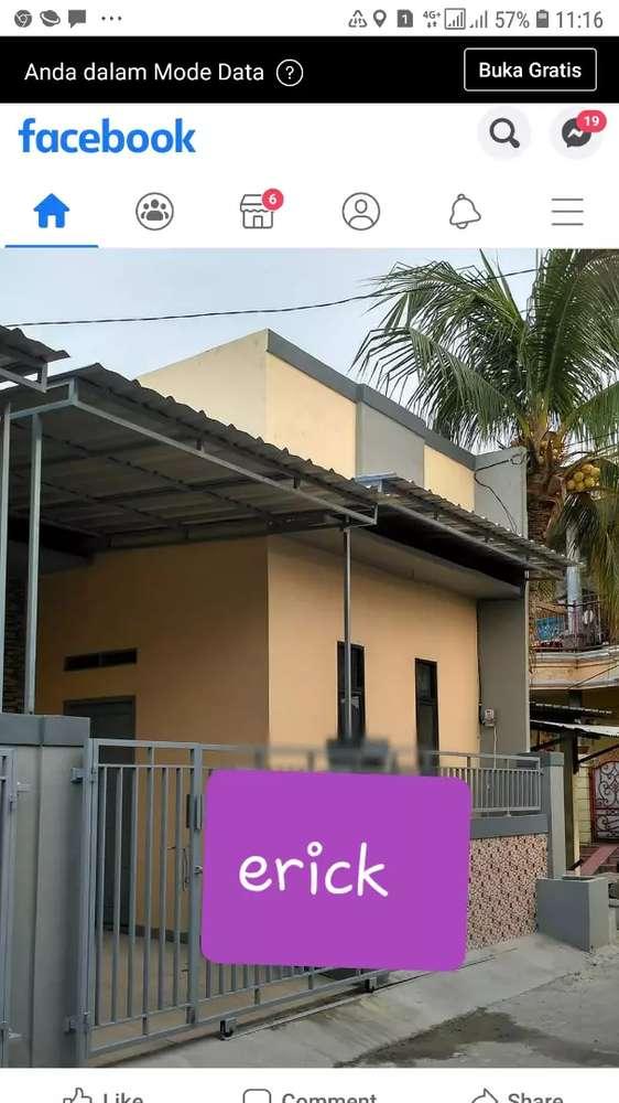 rumah bangunan baru harga nego langsung pemilik