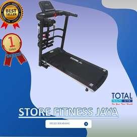 Treadmill elektrik TL 607 | 1,5Hp