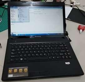 Lenovo g485, mulus tidak ada minus