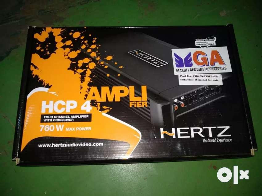 Hertz amplifier 0