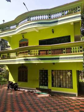 A Two Storeyed House in 15cents For Sale