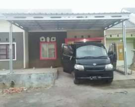 Kanopi dan garasi baja ringan