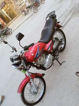 Only interested buyer  suzuki bailey 150 paric 130000