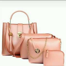 Hand bag combo set