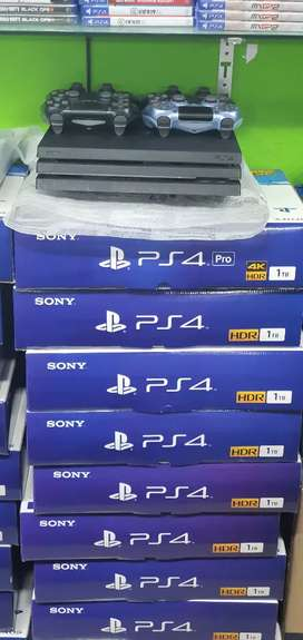 Ps4 pro used and new clearence sale