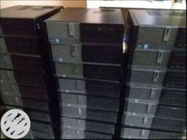 dell branded cpu all option with intel i5 bulk order available